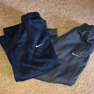 Lot of Boys size 4 Nike pants